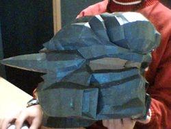 hayabusa helmet