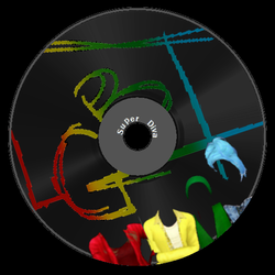 LGBT's SuperDIVA - CD