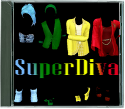 LGBT's SuperDIVA - Front
