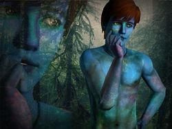 Fantasy Photo - Avatar Zach