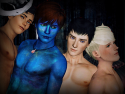Fantasy Photo - Group