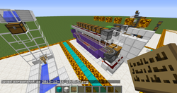 The Brewing Station´s Redstone