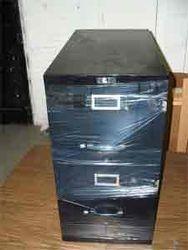 File Cabinet plastic wrap $5 each