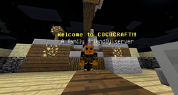 My first steps into a server of great people. c;