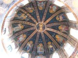 Magicne freske i mozaici Hore