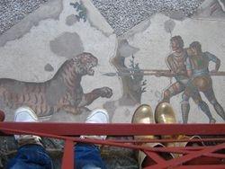 Ivan i Curly u Velikoj palati vizantijskih careva