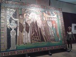 Magija preneta iz bazilike sv. Vitale u Raveni