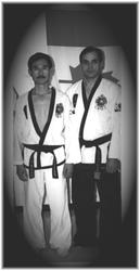 Master Kwang Jo Choi and me seminar