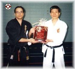 Kancho Toshio Tamano, Kobudo Seminar