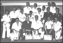 World Kobudo Federation Seminar 1996