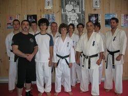 MMA Seminar Russian Sambo