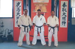 Shihan Roman Dojo IKO3 Canadian Branch Chief