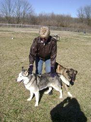 Brenda, Cleo and Dini
