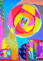 """""""Paris Dame des couleurs,2013"""""""