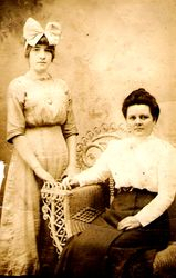 Ann Mary Hearn & Daughter, Dora