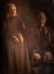 Caroline Lavina (Norris) Hearn & Husband