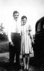 Ada (Hearn) Ross & Husband, David Ross