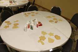 Sugar cookies to decorate