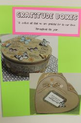 gratitude boxes