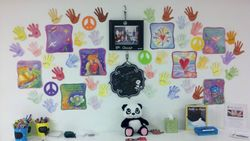 Our members handprints