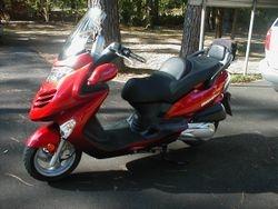 Kymco Grand Vista 250