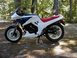 1989 Honda VTR250 Inteceptor