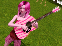 if I strum chords, would you sing a song with me?