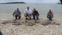 bowfishing - Sting Rays