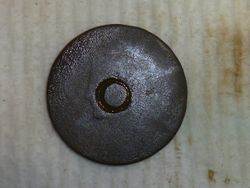 Very Rough large cent