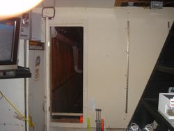 Start of project, small door to go thru