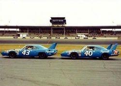 Race read at the 1970 Daytonal 500