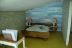 1966 Brio: Bedroom
