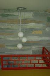 1966 Brio: Stairwell Light