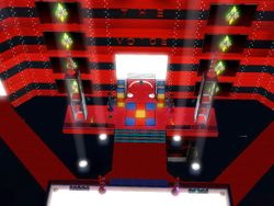 The Battle Rounds Stage