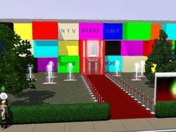 The NTV Studio One in Bridgeport