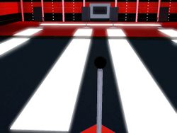 The Blind Audition Stage