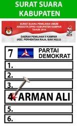 Kartu Pemilihan