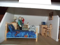 Jake and David's bedroom