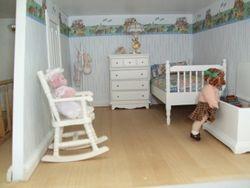 Araminta's room