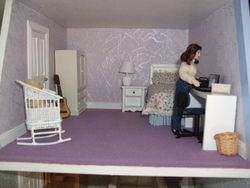 Cara's bedroom