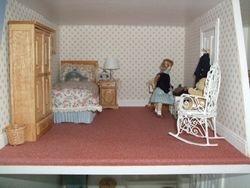 Donna's bedroom