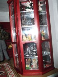 Display cupboard