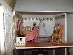Clarice's room