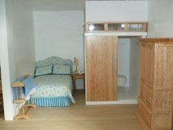 Flat 2 bedroom/bathroom