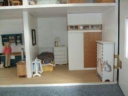 Flat 1 bedroom/bathroom