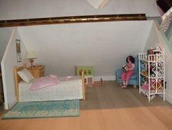 Lydia's bedroom