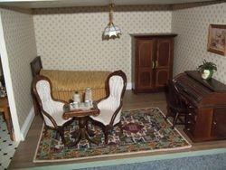 Housekeeper's room.