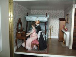 Lady Edith and Lord Cecil's bedroom