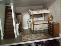 Lord and lady Colham's bedroom.