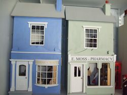 Zodiac Crafts and E Moss pharmacy
